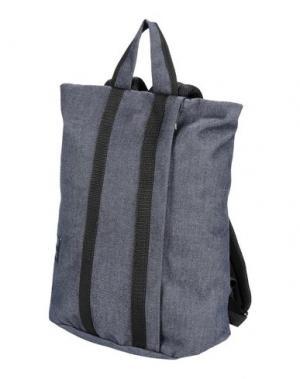 Рюкзаки и сумки на пояс MH WAY. Цвет: темно-синий