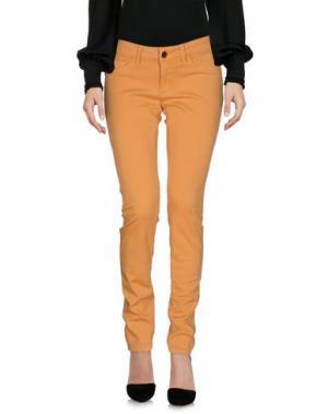 Повседневные брюки RICH&ROYAL. Цвет: оранжевый