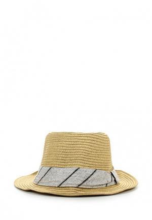 Шляпа Fete. Цвет: бежевый