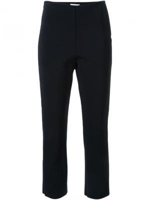Укороченные брюки Milano Scanlan Theodore. Цвет: чёрный