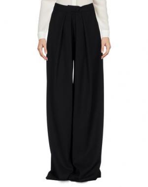 Повседневные брюки MARTIN GRANT. Цвет: черный