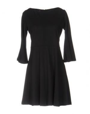Короткое платье KATE. Цвет: черный