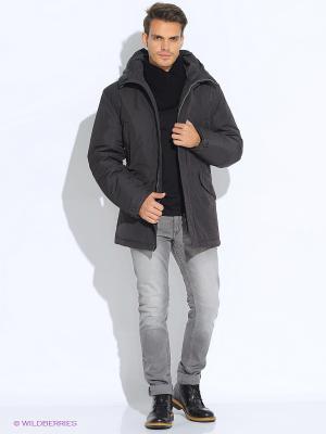Куртка мужская COLD WIND IS MIRAGE. Цвет: серый