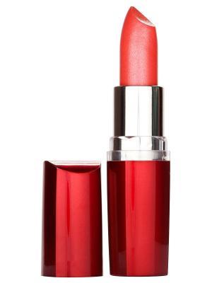 Увлажняющая помада для губ Hydra Extreme, оттенок 49/535, Страстный красный, 5 г Maybelline New York. Цвет: красный