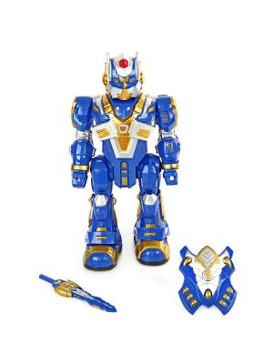 Робот. VELD-CO. Цвет: синий, бронзовый