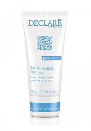 Крем восстанавливающий баланс кожи Declare. Цвет: белый