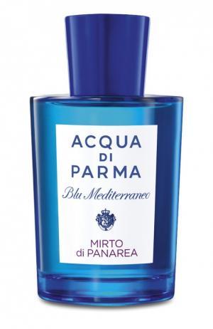 Туалетная вода Mirto Acqua di Parma. Цвет: бесцветный