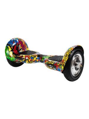 Оригинальный гироскутер CarWalk Offroad. Размер колеса 10 дюймов.. Цвет: желтый, черный