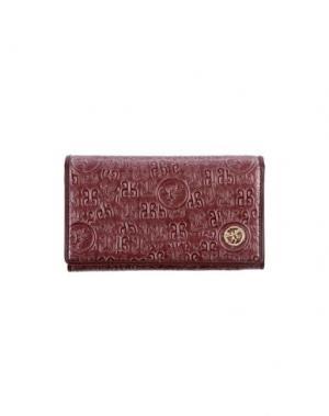 Бумажник PIERO GUIDI. Цвет: пурпурный