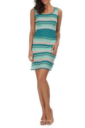 Платье George Rech. Цвет: мультицвет