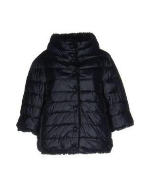 Куртка BINI Como. Цвет: синий