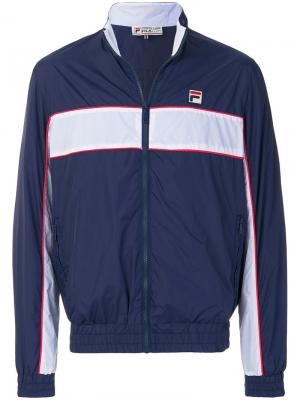 Куртка-ветровка на молнии Fila. Цвет: none