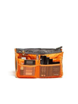 Органайзер для сумки, оранжевый Homsu. Цвет: оранжевый