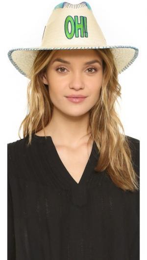 Шляпа с нашивками Sara Designs