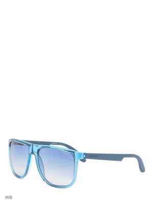 Солнцезащитные очки CARRERA 5003 HZU. Цвет: синий