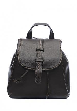 Рюкзак Duffy. Цвет: коричневый