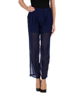 Повседневные брюки GOLD HAWK. Цвет: темно-синий
