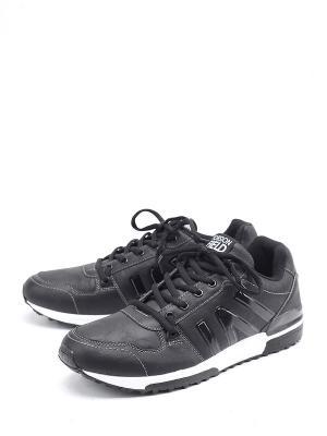 Кроссовки TF. Цвет: черный