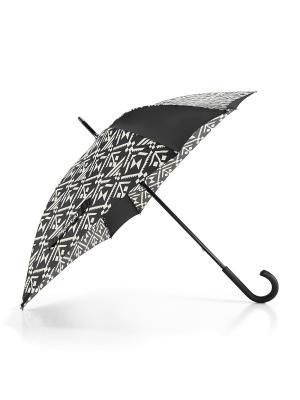 Зонт-трость Umbrella hopi Reisenthel. Цвет: черный