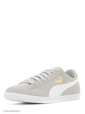 Кроссовки Glyde LO Basic Sports Puma. Цвет: серый