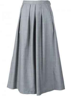 Pleated culottes Rachel Comey. Цвет: серый