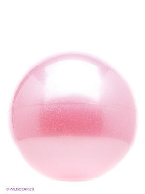 Мяч для художественной гимнастики Larsen. Цвет: розовый