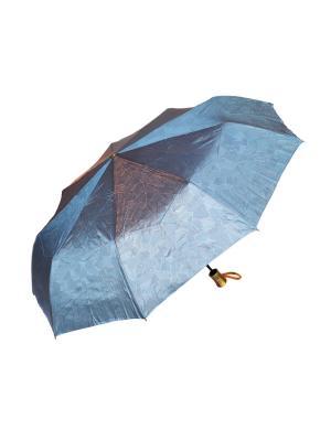 Зонт автоматический Mitya Veselkov. Цвет: серебристый