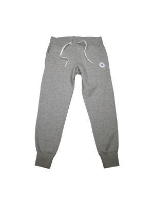 Брюки Core Signature Pant Converse. Цвет: серый