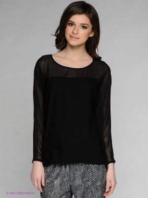 Кофточка Vero moda. Цвет: черный