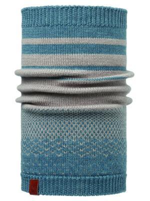 Бандана Buff. Цвет: голубой, серый