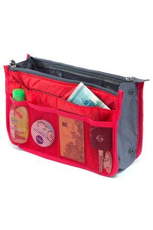Органайзер для сумки HOMSU. Цвет: красный