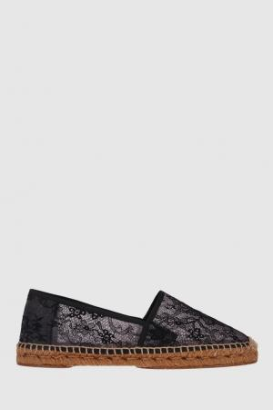 Эспадрильи Dolce&Gabbana. Цвет: розовый