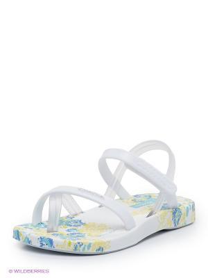 Сандалии Ipanema. Цвет: белый, голубой