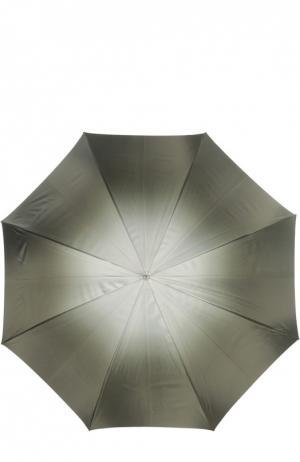 Зонт Pasotti Ombrelli. Цвет: серый