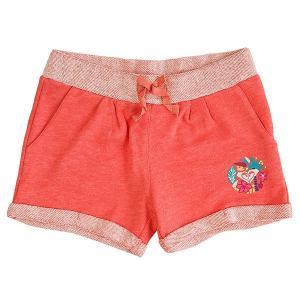 Шорты классические детские  Freshingbreezes Sugar Coral Heather Roxy. Цвет: розовый