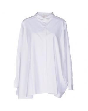 Pубашка INTROPIA. Цвет: белый