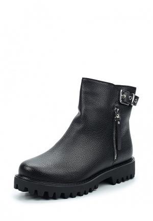 Ботинки Elche. Цвет: черный