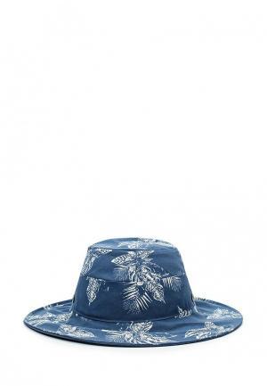 Шляпа Jack Wolfskin. Цвет: синий