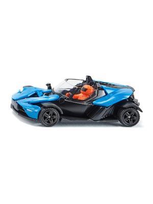 Машина KTM X-BOW GT SIKU. Цвет: черный, синий
