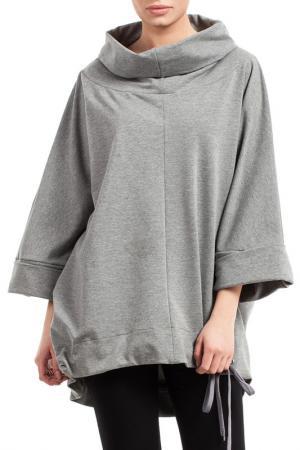 Sweatshirt BeWear. Цвет: grey