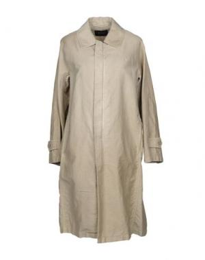 Легкое пальто ZUCCA. Цвет: бежевый