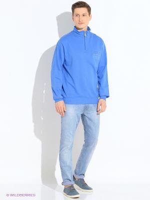 Кофта Blue Seven. Цвет: голубой
