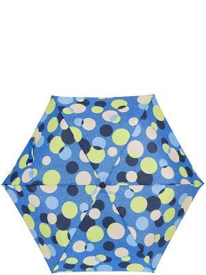 Зонт Labbra. Цвет: синий, бежевый, салатовый, темно-коричневый