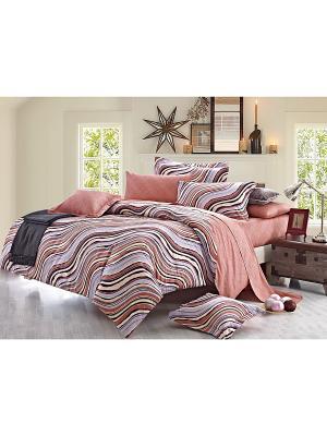 Постельное белье Impuls 1,5 сп. Amore Mio. Цвет: белый, розовый, сиреневый, черный