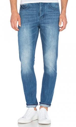 Облегающие джинсы I Love Ugly. Цвет: none