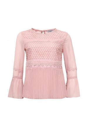 Блуза Paccio. Цвет: розовый