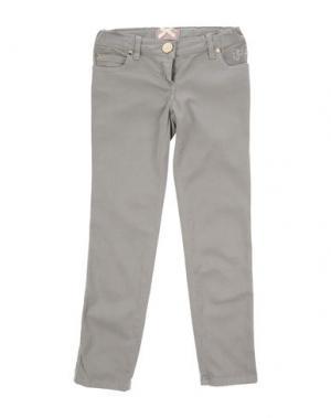 Повседневные брюки MINIFIX. Цвет: серый