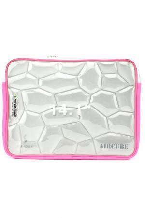 Чехол для ноутбука Sumdex. Цвет: розовый