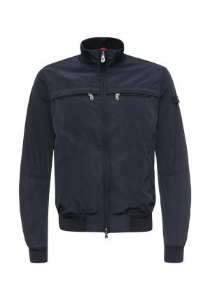 Куртка Peuterey. Цвет: синий