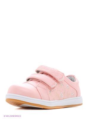 Кеды Flamingo. Цвет: розовый